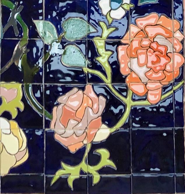 Petit tableau de fleurs