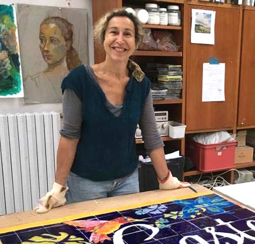Les Céramiques Artisanales du Vésinet: Laurence Brecher artiste céramiste